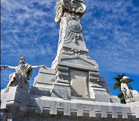 Colon Cemetery, Havana 2