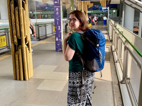 We travelled through Vietnam with 3.5kg backpacks. Here's how.