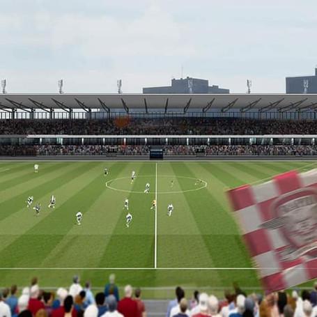 Stadion Rapid - Retea pe Fibra Optica Data-Voce, WiFi®, Broadcast
