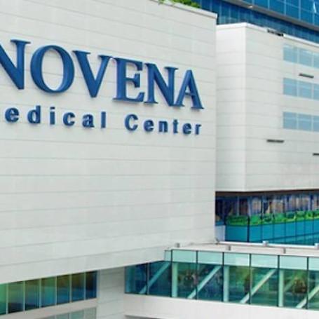 Noven Medical Center - Passive Optical LAN Project Nokia