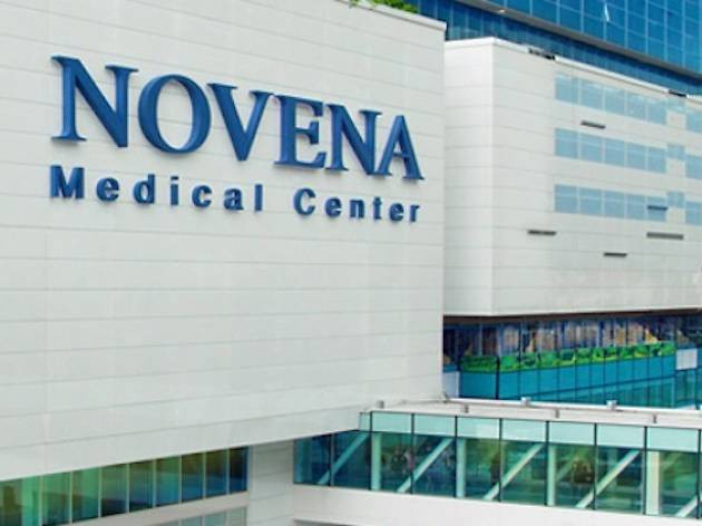 Noven Medical Center - Passive Optical LAN Project Nokia