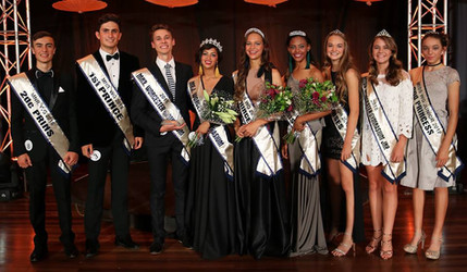 Mr and Miss WG 2018