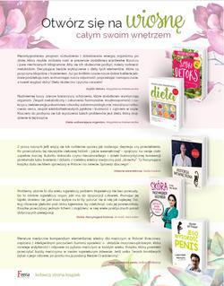 Reklama prasowa - magazyn PANI