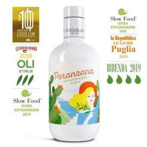 GUGLIELMI - Extra Virgin Olive Oil 'MONOCULTIVAR PERANZANA' - 500ml