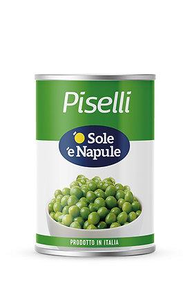 SOLE E NAPULE - Peas -  400g tin