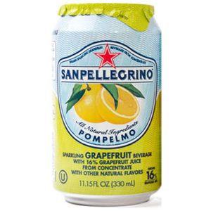 SAN PELLEGRINO - Pompelmo Cans - 24x33cl