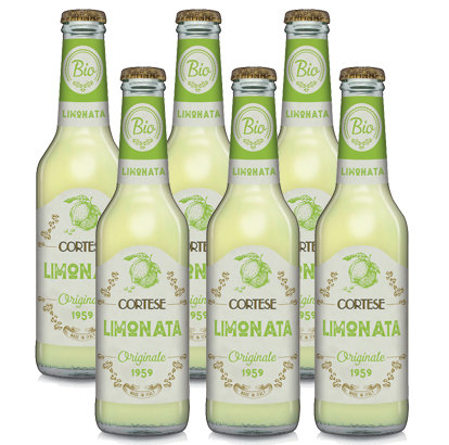 Limonata ORGANIC - 6 x 275ml
