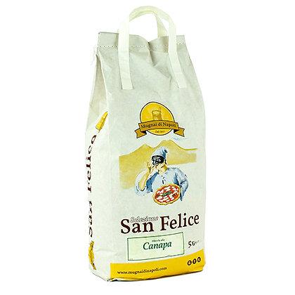 MUGNAI DI NAPOLI - Canapa Speciality Flour - 5kg