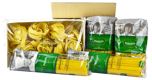 Value Pasta Box - 3 ITEMS