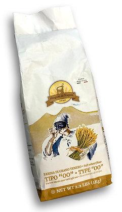MUGNAI DI NAPOLI - Soft Wheat Flour - 'Type 00' - 1kg