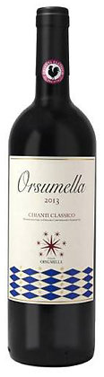 ORSUMELLA - Chianti Classico - 75cl