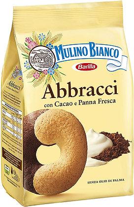 MULINO BIANCO - Abbracci Cacao e Panna Fresca - 350gr