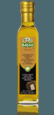 BASSO - Olio Al Tartufo - TRUFFLE OIL - 250ml