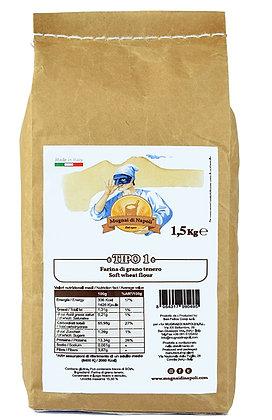 "MUGNAI DI NAPOLI - Flour ""Type 1"" - 1kg"