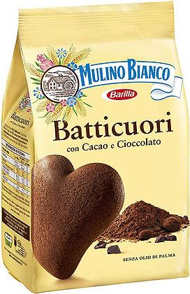 MULINO BIANCO - Batticuori Cacao e Cioccolato - 350gr