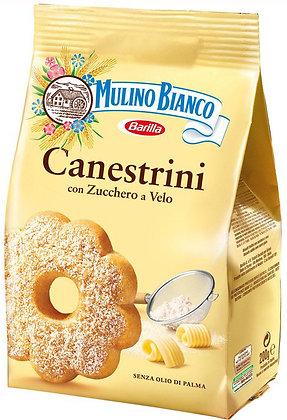 MULINO BIANCO - Canestrini con Zucchero a Velo - 200gr
