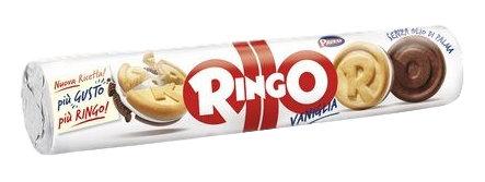PAVESI - Ringo Tubo Vaniglia - 165gr