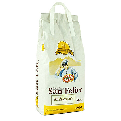 MUGNAI DI NAPOLI - Multicereali Speciality Flour - 5kg