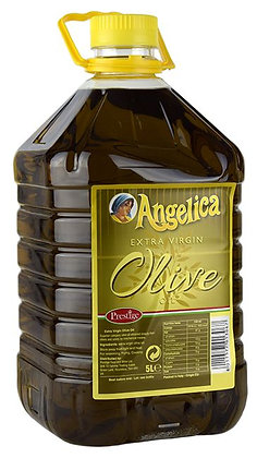 ANGELICA - Extra Virgin Olive Oil - 5 ltr plastic container