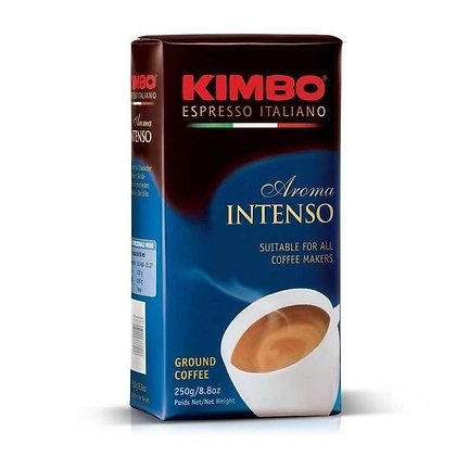KIMBO - Aroma Intenso - Ground Coffee - 250g