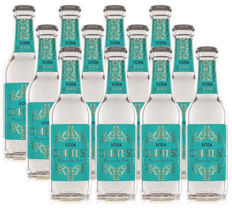 Premium Soda - 12 x 200ml