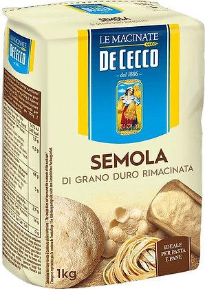 DE CECCO - Semola Flour- 1kg