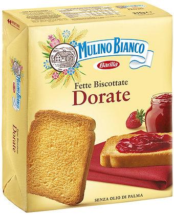 MULINO BIANCO - Fette Biscottate Dorate - 315gr