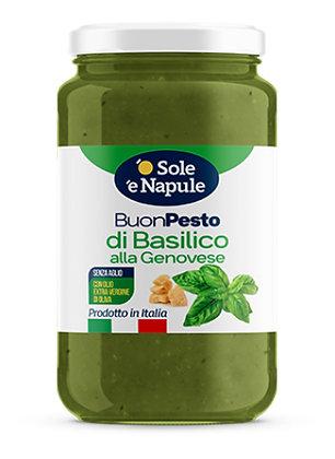 SOLE E NAPULE - Pesto Alla Genovese - 190g