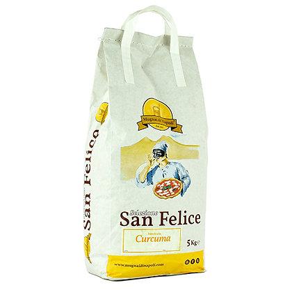 MUGNAI DI NAPOLI - Curcuma Speciality Flour - 5kg