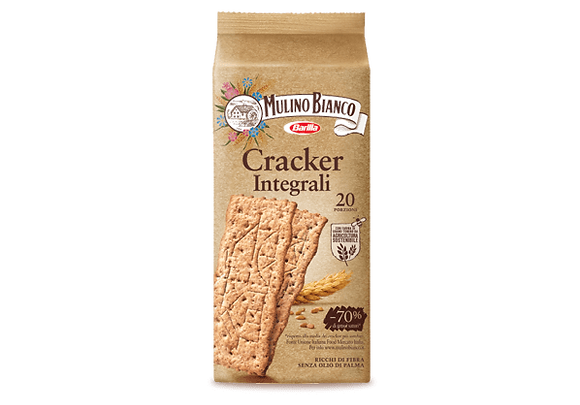 MULINO BIANCO - Cracker Integrali - 500gr