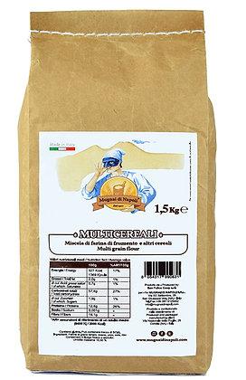 MULTI-CEREALI Speciality Flour - 1.5kg