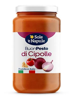 SOLE E NAPULE - Pesto di Cipolle - 190g