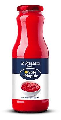 SOLE E NAPULE - Classic Tomato Passata - 680g