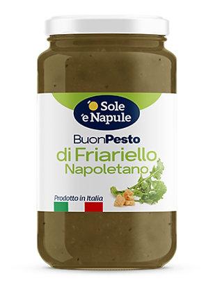 SOLE E NAPULE - Pesto Friariello Napoletano - 190g