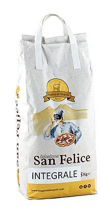 MUGNAI DI NAPOLI - 'Wholemeal' Flour - 5kg