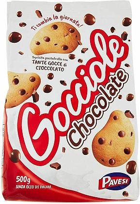 PAVESI - Gocciole Chocolate - 500gr