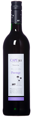 CAPE 312 - Pinotage - 75cl