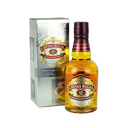 CHIVAS REGAL - 12yr old Scotch Whisky - 70cl