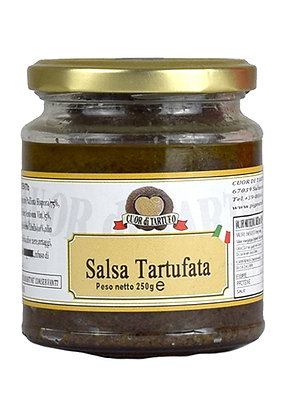 Salsa Tartufata - Truffle Sauce - 250g