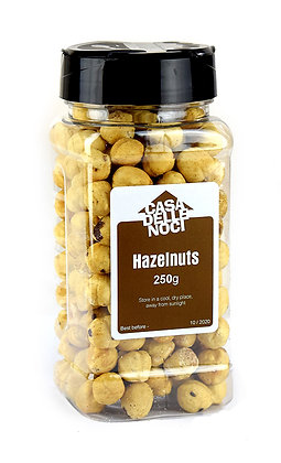 Roasted Whole Hazelnuts - 250g