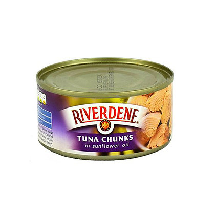 Tuna Chunks in Sunflower Oil - 185g
