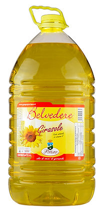 Sunflower Oil - 10 ltr plastic container