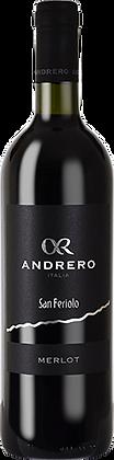 ANDRERO - Merlot di Sicilia - 75cl