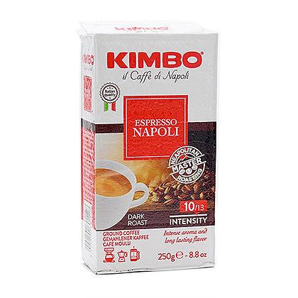 KIMBO - Espresso Napoletano - Ground Coffee - 250g