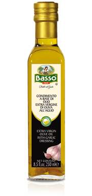 Olio All'Aglio - GARLIC OIL - 250ml