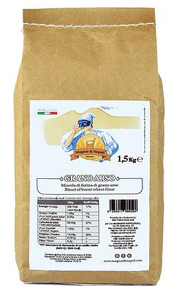 MUGNAI DI NAPOLI - Grano Arso - Speciality Flour - 1.5kg