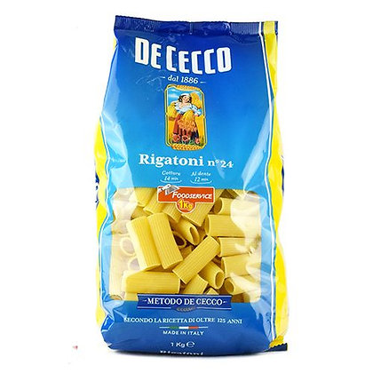 DE CECCO - Rigatoni - 1kg