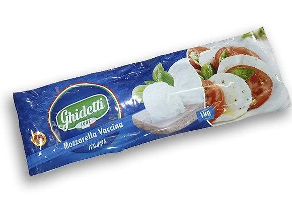 GHIDETTI - Mozzarella (Fior di Latte)  - 1 Kg