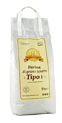 FARINA 'TIPO 1' Flour - 5kg