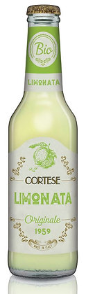 CORTESE - Limonata ORGANIC - 12  x 275ml